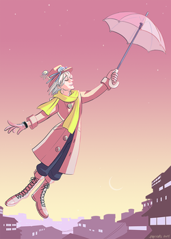 DMMd: Cleary Poppins by papricots