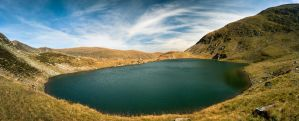 Urlea Lake by kantzorf