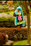 Vocaloid: Butterfly by kocurkowa