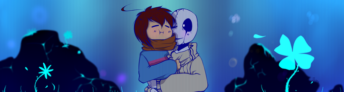Gaster Frisk Frister  by Angry-Dj