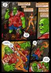 Caverns of Doom - page 3 by Kostmeyer