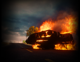 BF3 FIRE by Eiglew