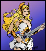 She-Ra manulupac by SeptemberGirl84