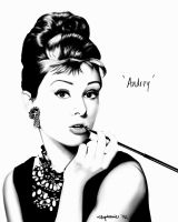 Holly Golightly by fuzzys