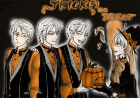 Trick or treat? by buf309