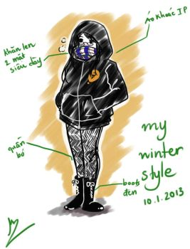My winter style by Lad1991