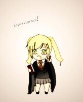 Chibigiko Potter by zhaleys