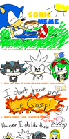 Sonic Meme by Candy-Swirl