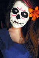 Sugar Skull attempt 1 by Suruh