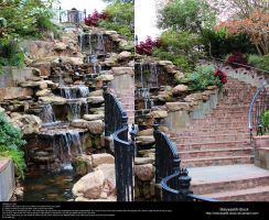 Natchitoches Garden Stock 4 by Melyssah6-Stock