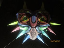 Majora's Mask Papercraft by Odolwa5432