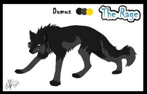 TR Character Domus by MayhWolf