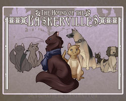 The Hound of the Baskervilles by dragonrise