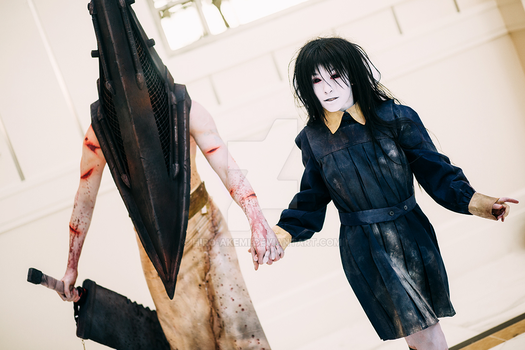 Silent hill cosplay by Hiro-Akemi