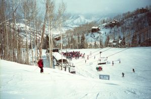 Slopeside, Aspen Colorado by joeferrara
