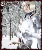 Claymore - Winter Nights by Yukilefay
