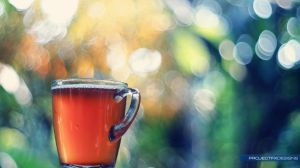 Starting the Day with a Cup of Coffee by Project-Fx