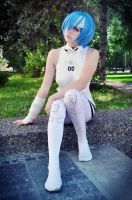 Evangelion Rei Ayanami cosplay by Mell-laen