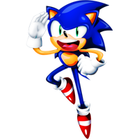 Project 20: Sonic by Tri-Jean