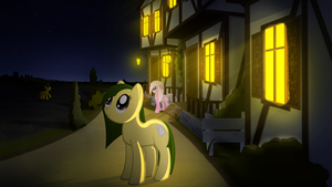 frame The Chronicles of Equestria V by gign-3208