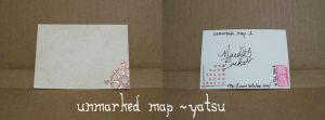 ACEO - unmarked map by yatsu