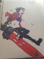GENERATOR REX by spawn-of-heaven