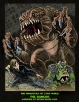 The Rancor by BryanBaugh