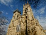 York Minster : Colour by muzzy500