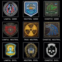 S.T.A.L.K.E.R. Alignment Chart by spockjedi