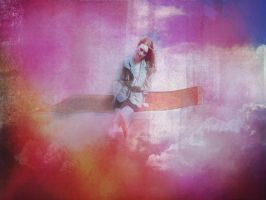 Cloudy in my fairytale world by Michaella-Designs
