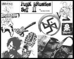 Punk Brushes II by da-punks