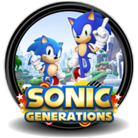 Sonic Generations - Icon by DaRhymes