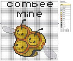 Combee Mine by Makibird-Stitching