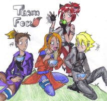 Fox's Team by Xubbles