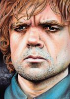 Game of Thrones - Tyrion Lannister by Trev--Murphy