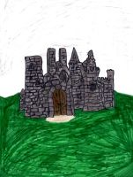 An Old Castle by SonicClone