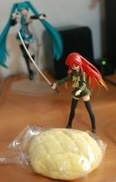 Shana Melon Bread by krnozine
