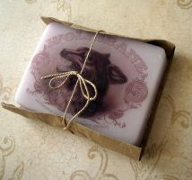 Wolfsbane soap by rude-and-reckless