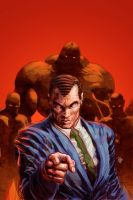 NEW AVENGERS 18 by Summerset