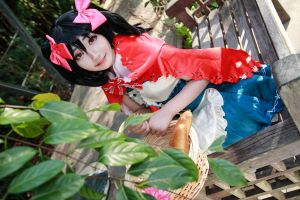 Love Live! - Fairy Tale Yazawa Nico by Xeno-Photography