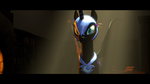 Face of your nightmare by Raptor1701