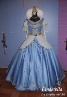 Cinderella costume by Ivycosplay