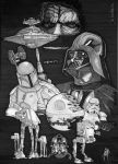 Star Wars - Imperial Forces - Poster by Gopalik