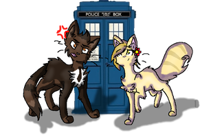 .:DoctorWho:.Why can't i be ginger?!?! by owls1999