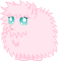 Fluffle Puff Chibi by RockinT765