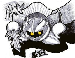 Meta Knight by MeleevsBrawl