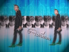 G-Dragon Wallpaper by viiveunaa1viida