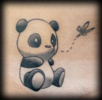 Panda by JasonBlanton