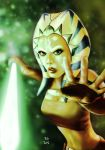 Ahsoka Tano by Robert-Shane