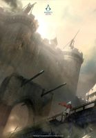 Assassin's Creed Unity concept by tnounsy